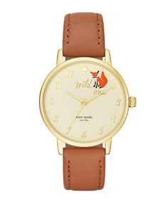 Jewellery & Accessories | Women's Watches | Novelty Metro Leather Analog Watch | Hudson's Bay