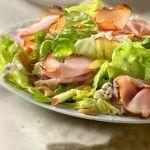 Ensalada del Chef con Pollo