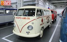 VW's private collection is not open to the public, so here's your chance to go inside.