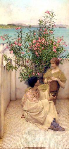 Lawrence Alma Tadema (1836-1912)