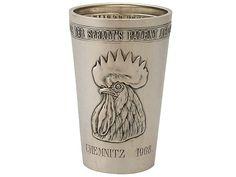 German Silver Beaker - Antique Circa 1908 SKU: A5326 Price: GBP £795.00 http://www.acsilver.co.uk/shop/pc/German-Silver-Beaker-Antique-Circa-1908-38p8862.htm