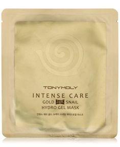TONYMOLY Intense Care 24K Gold Snail Hydro Gel Mask   macys.com