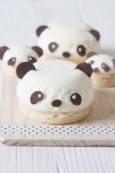 Pannacotta pandas