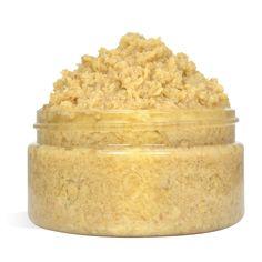 DIY Brown Sugar and Oat Body Scrub Kit - smells good enough to eat!