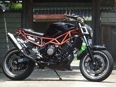 yamaha trx850 (1994) [15th jul  2014] : pick up motorcycles ideen