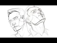 Great head drawing tips!