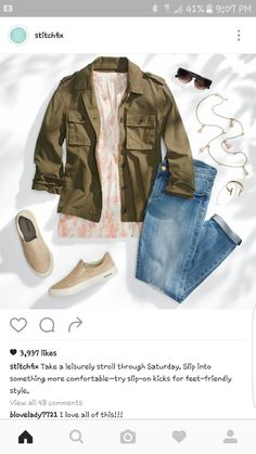 SF stylist...like this overall look just not sure if I'm ready for this type of shoe yet.