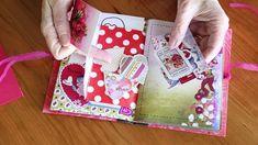 Be My Valentine Junk Journal/ Activity Book