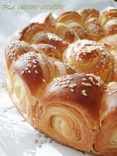 La cuisine creative: Kornet pogaca – E Rizo – macedonian food Bakery Recipes, Bread Recipes, Cooking Recipes, Serbian Recipes, Bulgarian Recipes, Butter Bakery, Bread Winners, Macedonian Food, Bread Shaping