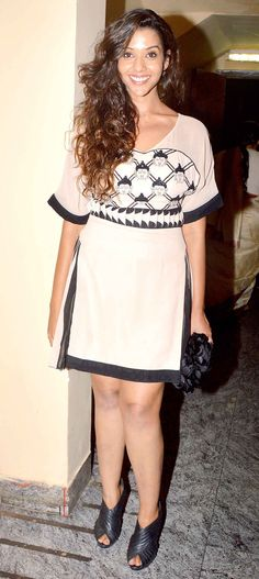 Anupriya Goenka at a screening of