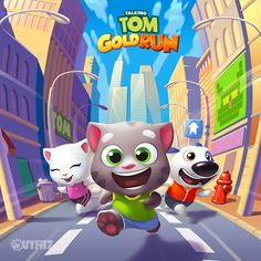 More golden tips! Take the time to upgrade your fav character. You'll have better runs and collect more gold! xo, Talking Angela #TalkingAngela #MyTalkingAngela #LittleKitties #TomGoldRun #TalkingTomGoldRun #run #gold #TalkingTom#wanted #robber #TalkingTom #TalkingHank #TalkingBen #TalkingGinger #runner #infinite #game #new #app