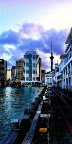 Viaduct Harbour in Auckland, New Zealand. For a FREE study NZ consultation, contact EIG at info@imelite.org