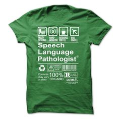 Best Seller - SPEECH LANGUAGE PATHOLOGIST