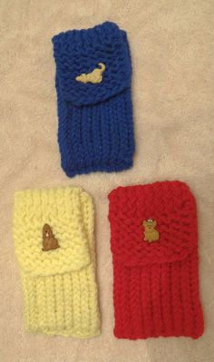 Doggie Cell Phone/Techno Gadget Cases by KarensKreationsToday, $5.00