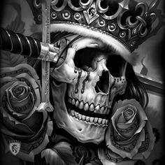 26 Best Ogabel Designs Images In 2019 Chicano Art Skulls Tattoo