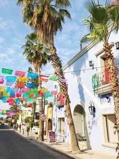 San Jose del Cabo (emerging arts district in Mexico)