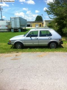 82 rabbit diesel (rebuilt engineI   Price: $5800