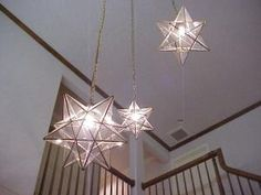 many star pendants
