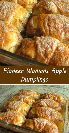 Apple Dessert Recipes, Fruit Recipes, Desert Recipes, Apple Recipes, Easy Desserts, Baking Recipes, Delicious Desserts, Breakfast Recipes, Yummy Food