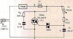 Dimmers e controles de potência (ART071)