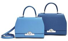 The house of Moynat re-issued the Rejane bag back in 2012 and just recently made it in Petite size.