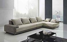 28 Modern Sofa Design For Beautiful Living Room Furniture Design Trend 2018 — Fres Hoom Sofa Set Designs, L Shaped Sofa Designs, Modern Sofa Designs, Modern Design, Sofa Furniture, Living Room Furniture, Furniture Design, Living Rooms, Dark Furniture