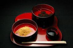 本わらび餅 - 茶房「玄以庵(げんいあん)」 京都の和菓子 老松(嵐山店)