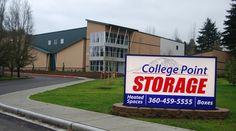 College Point Storage 4667 Marcus Lane SE Lacey, WA 98513 (360) 459