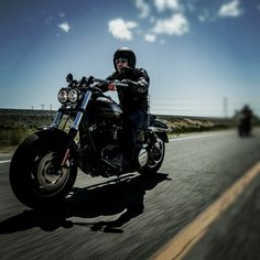 Lead the Pack - Harley Davidson 2014 Fat Bob
