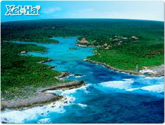 Xel Ha, Xcaret.  Such fun.  A must for Elenarose to visit!