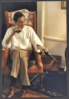 SELF PORTRAIT William Eggleston 1993