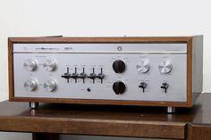 Luxman SQ 38 FD mkll amp.