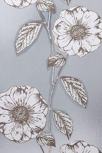Image of Wallpaper - Poppy - Foil