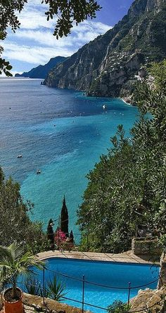 Positano - Napoli, Itlay.   Go to www.YourTravelVideos.com or just click on photo for home videos and much more on sites like this.