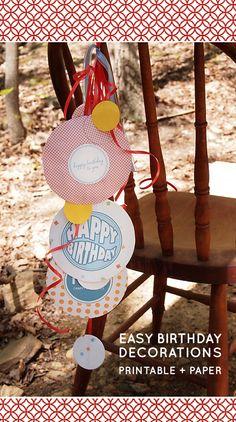 16 Fun Birthday Wish Tags {free printables}