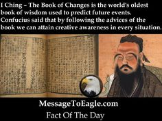 I Ching – The Book of Changes – World's Oldest Book Of Wisdom Used To Predict Future Events