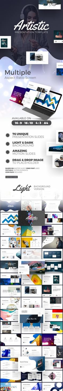 Motion \u2014 Creative Multipurpose Keynote Template Pinterest