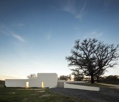 CÓRREGO House à Santiago do Cacém au Portugal par les architectes d'Atelier dos Remédios - Journal du Design