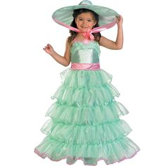 Southern Belle Toddler Girl's Costume