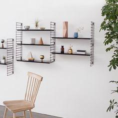 2 Tomado Book Shelves - Black - alt_image_three