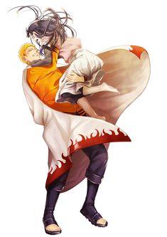 Tags: Fanart, NARUTO, Uzumaki Naruto, Hyuuga Hinata, Pixiv, PNG Conversion, Fanart From Pixiv, Amese Hiyori