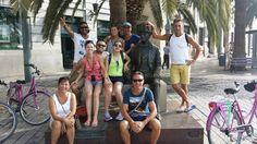 With Mr Malaga with Baja Bikes. http://www.bajabikes.eu/en/malaga-sightseeing
