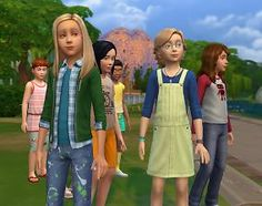 Do you think The Sims is a game for girls or boys, or both? WHY?