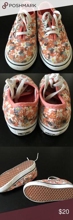 Van sneakers Good condition. Vans Shoes Sneakers