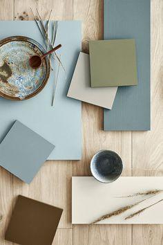 House Color Schemes, Colour Schemes, Color Trends, House Colors, Design Trends, Colour Palettes, Interior Paint Colors, Paint Colors For Home, Interior Color Schemes