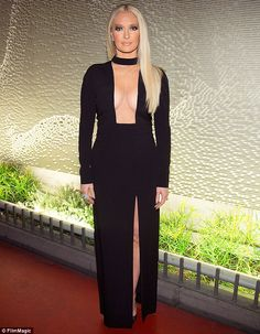 Truth: Erika Jayne, the newest cast member of The Real Housewives Of Beverly Hills, has lerady fought with Bethenny Frankel; here she is pictured at the show's season six premiere party on December 3 in Hollywood