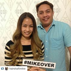 #Repost @hairshaftmike with @repostapp  THANK YOU DEAR @dianamallari  #HAIRSHAFT #Hairshaftsalonthatcares #Mikover  For Inquiries:...VIBER-09088117184/09178855435  SMS-09178855435  www.Facebook.com/Hairshaftmikeanter  Ground floor South of Market condo 26st.Corner11 Ave.Bgc taguig City  #Celebritystylist #airwave #signaturetone #Permanentblowdry #pastelcolor #haircolor #Brazilianblowout #rebond #salonmanila #balayage #highlights #signaturestylist #bestsaloninbgc  #digitalperm #haircut…