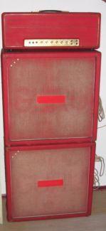 MARSHALL MAJOR 200 W Bass-Röhrenverstärker mit 2 Boxen in Rot in Berlin - Kreuzberg | Musikinstrumente und Zubehör gebraucht kaufen | eBay Kleinanzeigen