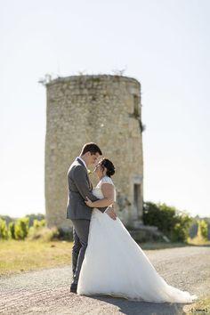 Couples de Mariés Couple de mariés Bordeaux France - wedding - Sébastien Huruguen - photographe de mariage à Bordeaux - MyWed