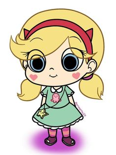 daughter of Marco and the Star version 1